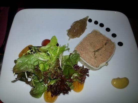 L'Ange 20 Restaurant : DELICIOUS,