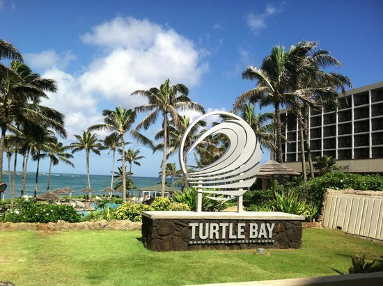 Turtle Bay Resort : The Resort