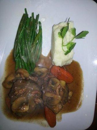 L'Ange 20 Restaurant : Beef