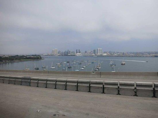 Coronado Bridge: 眺めが良い