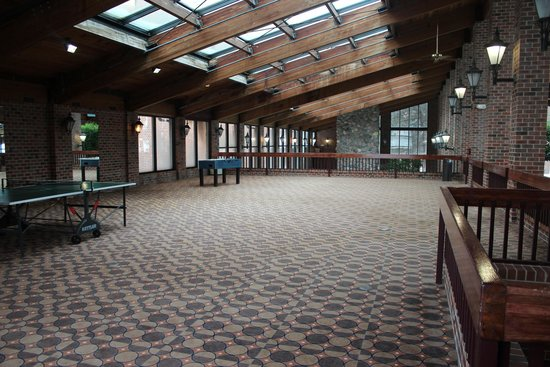 Holiday Inn Countryside : Recreational Facility??