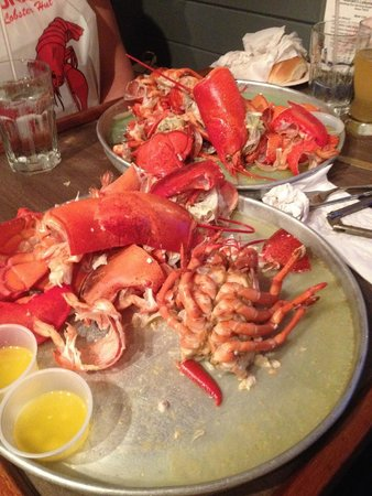 Nunan's Lobster Hut: The remnants