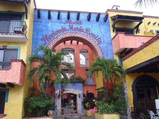 Hotel Hacienda Maria Bonita: .