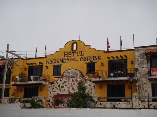 Hotel Hacienda del Caribe: .