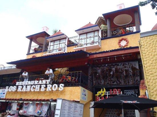 Los Rancheros Pier : .