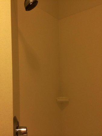 Sleep Inn & Suites: Shower
