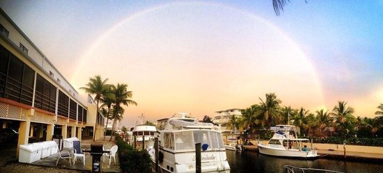 Key West Inn - Key Largo: Rainbow