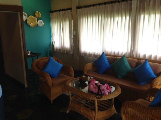 Viva Vacation Resort : Living room