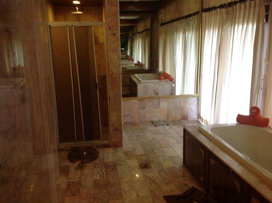 Viva Vacation Resort : Spacious bathroom
