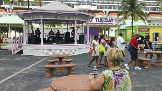 Count Basie Square: A great place to Chill