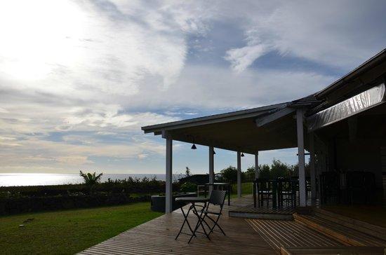 Hotel Altiplanico: ocean view