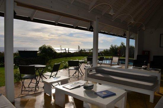 Hotel Altiplanico: dining, main lobby