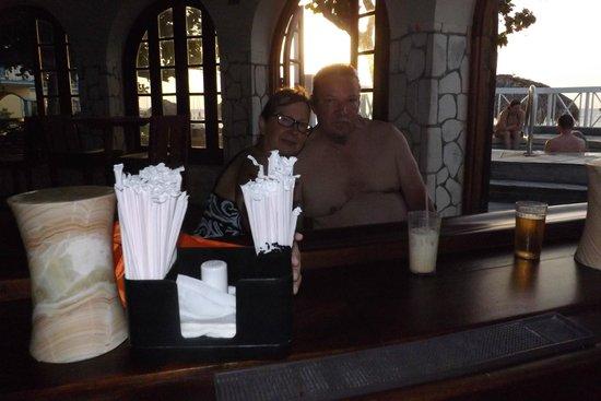 Sandals Montego Bay: Piano bar!