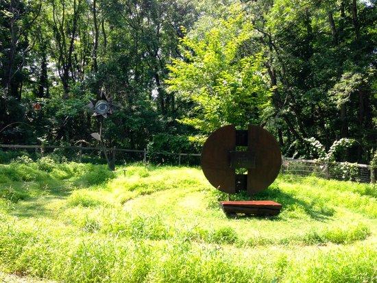 Pacem in Terris Sculpture Garden: Pacem in Terris
