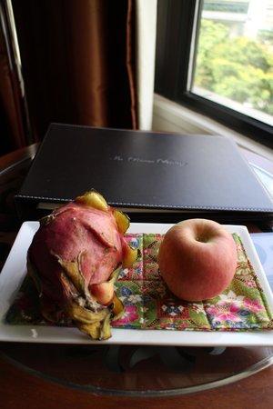 Shangri-La Hotel Kuala Lumpur: フルーツ
