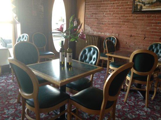 The Victor Hotel: Restaurante