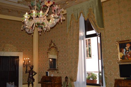 Palazzo Paruta : Room