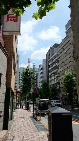 Akasaka Yoko Hotel: surrounding environment -2