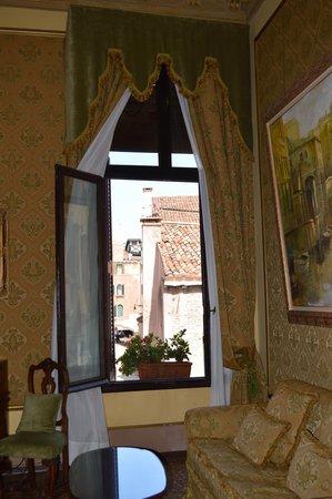 Palazzo Paruta: Room