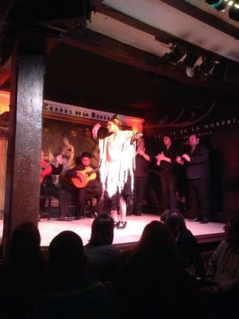 Corral De La Moreria : The final dancer