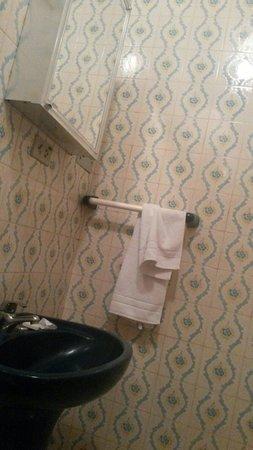 Hotel Brasil: Banheiro