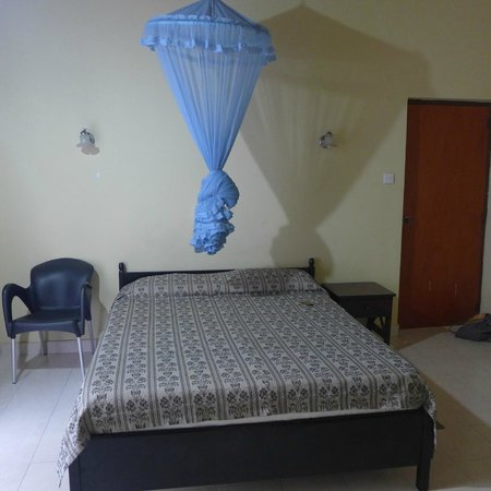 Freedom Lodge : Bed