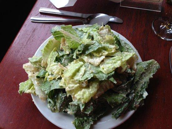 Giacomo's Restaurant: Caeser Salad