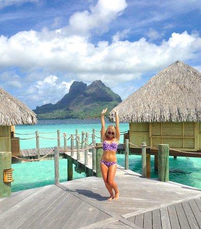 Bora Bora Pearl Beach Resort & Spa : pearl