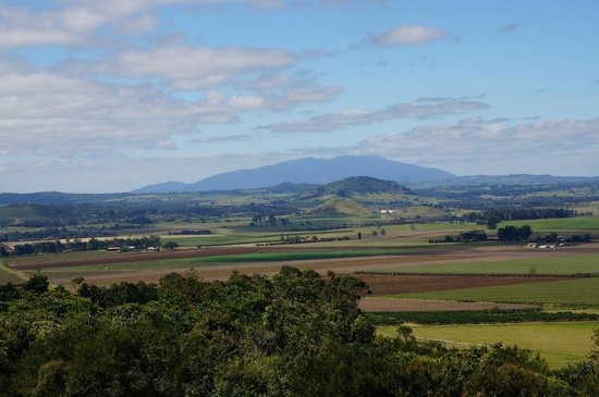 Tablelands, Waterfalls, and Spanish Castle: Atherton Tablelands