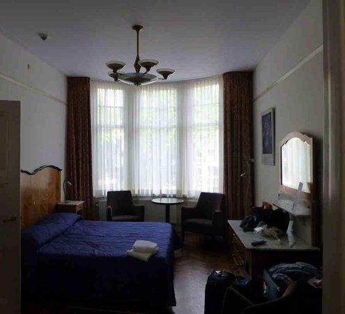 Amsterdam Wiechmann Hotel: Double Bed