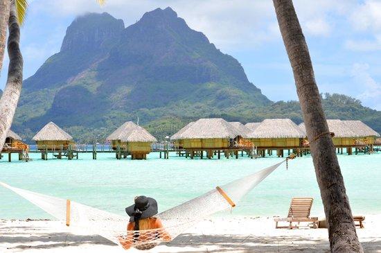 Bora Bora Pearl Beach Resort & Spa : pearl beach