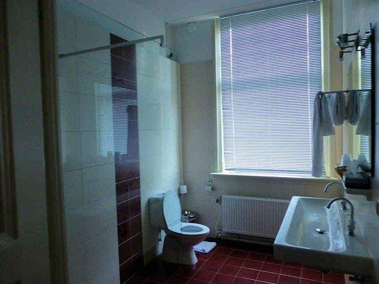 Amsterdam Wiechmann Hotel: Bathroom
