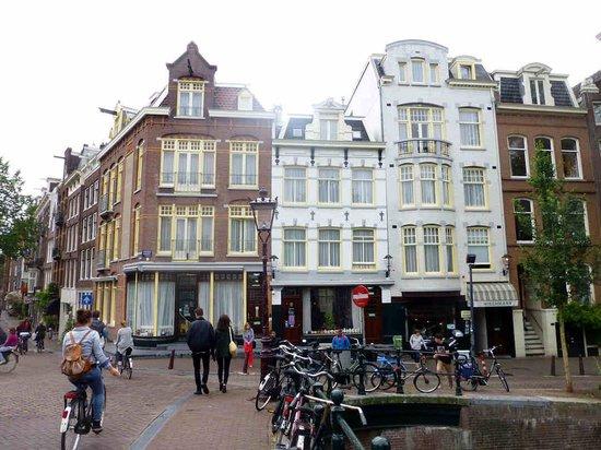 Amsterdam Wiechmann Hotel: Exterior