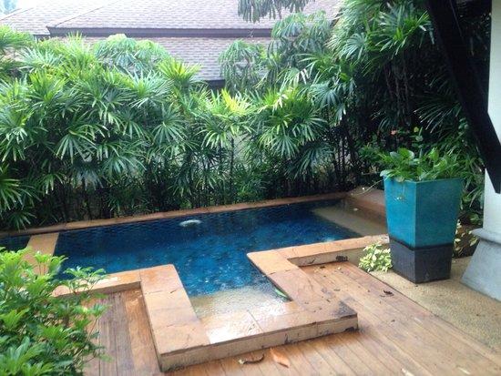 Centara Seaview Resort Khao Lak: Private pool in villa