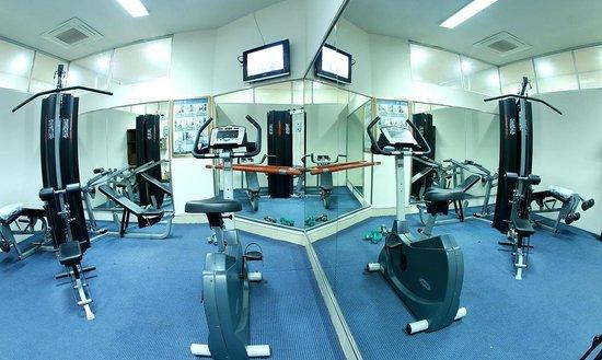 Anise Hotel: Gym