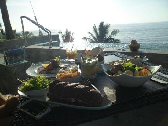 Cape Sienna Hotel & Villas : delicious
