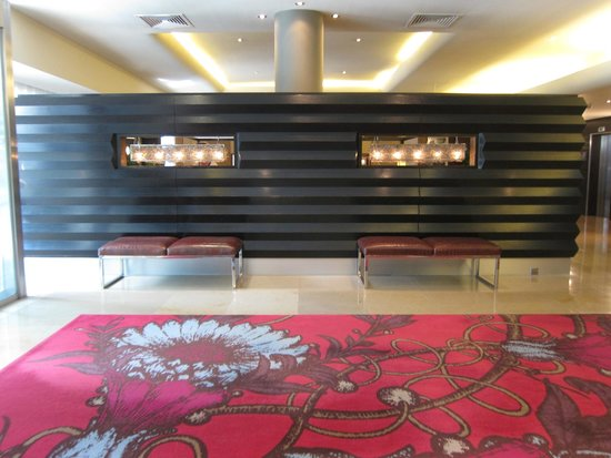 The Croke Park: lobby