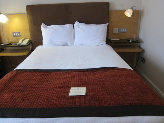 The Croke Park: double bed