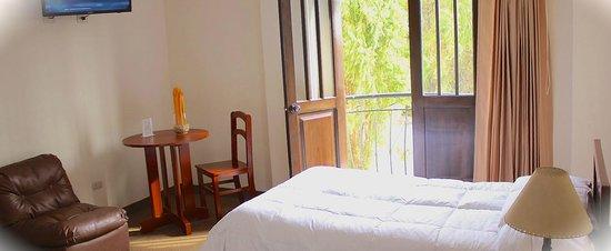 Mirador del Monasterio : Una de las habitaciones del Hotel