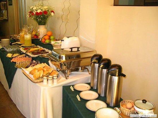 Mirador del Monasterio : Desayuno Buffet