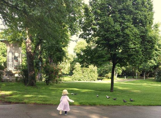 stadtpark vienna