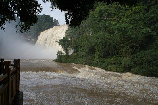 Huangguoshu Falls: Huanggushu Falls