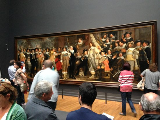 Rijksmuseum Amsterdam : Precious art