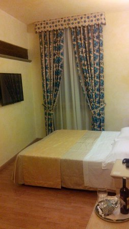 Hotel Alba Palace : chambre 207