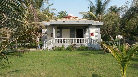 Al Nahda Resort & Spa : Massage and treatment private rooms
