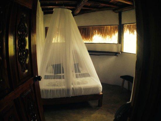 single room shared bathroom picture of yoga shala tulum. Black Bedroom Furniture Sets. Home Design Ideas