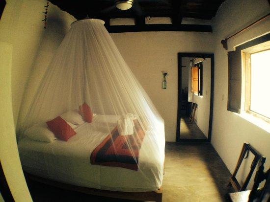 Yoga Shala Tulum : double room shared bathroom