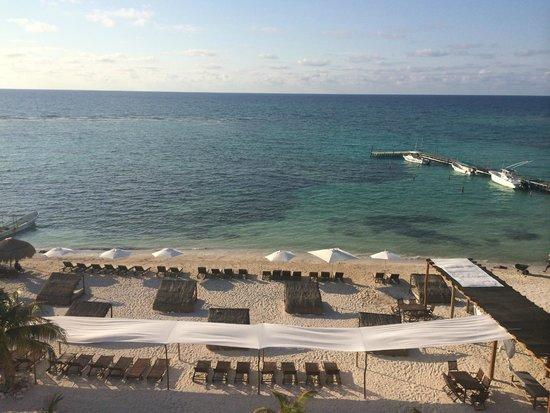 Koox Quinto Sole Boutique Hotel: Beach