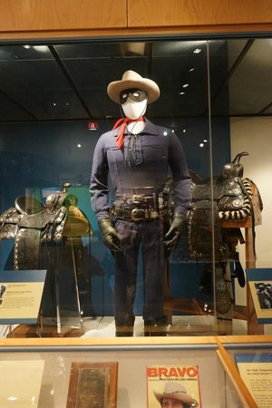 Autry Museum of the American West: Who was that Masked Man?