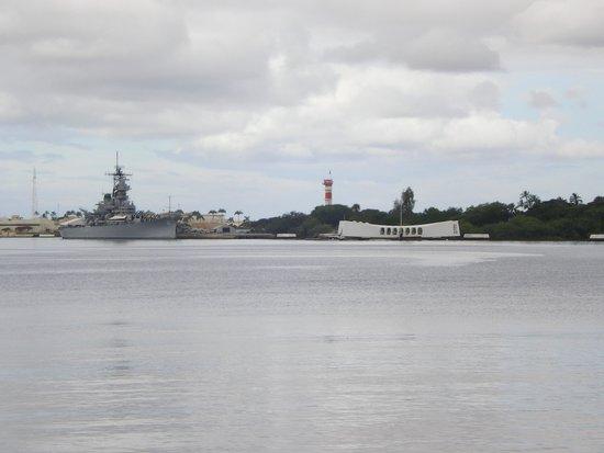 USS Arizona Memorial: Arizona Memorial
